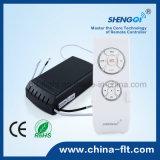 Control de velocidad de ventilador de techo con el telecontrol y la lámpara sin hilos