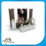 熱い販売の宝石類展覧会のための木の宝石類の陳列台