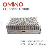 Bloc d'alimentation de commutation de la qualité Wxe-150s-12