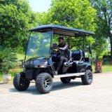Электрические 6 Seater с тележки гольфа дороги
