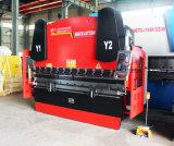 Máquina do freio da imprensa do CNC da elevada precisão