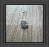 Muestra libre Gws6-100 de cepillo de carbón de cobre del grafito/de cepillo de carbón auto de Spart para la asamblea de surtidor de gasolina del coche