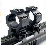 Сверхмощный 2 высоких держатель рельса Picatinny ткача кольца 20mm объема 30mm для звероловства