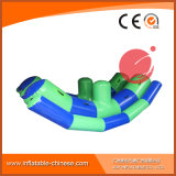 Teeterboard inflável T12-212 do Totter inflável inflável inflável do balanço do brinquedo da água