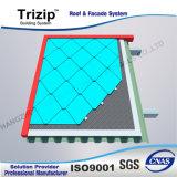 고급 직사각형 모양 지붕널 지붕