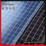 Tissu en jean tricoté à haute élasticité Tissu Jean Fabric