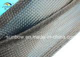 Chemise extensible d'isolation avec le Velcro