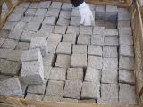 G603white Grigio Granito Cubestone Lastricato per Street, Garden & Landcaping