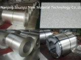 Tôle d'acier galvanisée plongée chaude de plaque d'acier inoxydable de zinc de Gl de toiture en métal