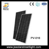 Potência solar picovolt do polo da eficiência 120-155W do painel solar