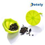 Kleiner Regenschirm-geformter Silikon-Tee-Grobfilter-Filter Infuser