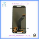 Pantalla táctil elegante del teléfono celular LCD para el nexo 6p de Huawei Google