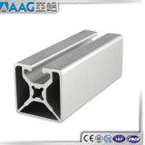 Perfil de alumínio anodizado gabinete