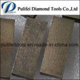 La piedra arenisca de mármol Dimaond de China vio el segmento del granito de la lámina para la venta