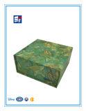 Rectángulo modificado para requisitos particulares de la flor, rectángulo de papel plegable, rectángulo de la promoción, haciendo publicidad del rectángulo