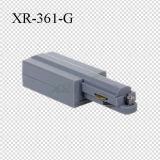 Fils de 1 phase 3 allumant le connecteur de Vivre-Fin de piste (XR-361)