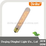 Lampada chiara antica tubolare T30 di colore caldo per industral