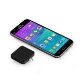 1000mAh nieuwe Noodsituatie Één Bank van de Macht van het Gebruik van de Keer de Beschikbare voor Mobiele Telefoon