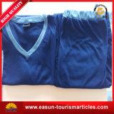 Напечатанный таможней ночной Sleepwear хлопка (ES3052318AMA)