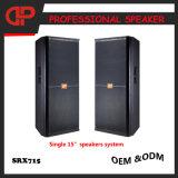 FAVORABLE altavoz audio del PA del altavoz Srx715 de la etapa