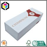 Caixa de empacotamento de Champagne do papel do cartão da cópia de cor