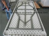 Tableau de pliage de plastique de 200cm pour l'usage extérieur à l'usine Ptice