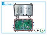 Récepteur optique extérieur et noeud optique extérieur avec la sortie Level102~104dB&mu ; V