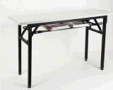 Складной прямоугольный стол школы
