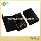 Коробка подарка ювелирных изделий картона с штемпелевать фольги (CKT - CB-112)