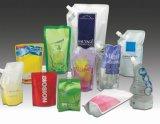 China-Lieferant und Fastfood- Doypack mit Tülle für Saft/Getränk/Flüssigkeit