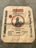Sac de la colle de sac d'étoile d'annonce de sac de soupape tissé par sac de bas de grand dos de la colle du sac For50kg à sac tissé par pp de la Chine