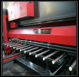 Hidráulica V Groove Machine Máquina de corte