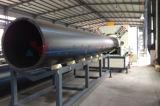 L'approvisionnement en eau siffle la ligne extrudeuse d'extrusion de pipe de PE