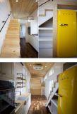 Casas de madera prefabricadas, casas de madera prefabricadas, casas movibles para la venta. Caravanas usadas para la venta (TH-035)
