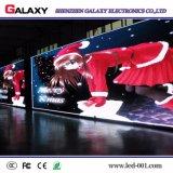 INMERSIÓN a todo color al aire libre fija P8/P10 3 de la buena calidad en 1 visualización de pared video del LED para la publicidad lateral del camino