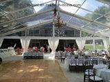 Tente en aluminium de chapiteau de 10000 Seater pour l'église avec les flancs ordinaires de PVC