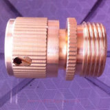 Brass Hex Nipple /NPT Pipe for Fitting Oil Gas and Water Nipple Joint