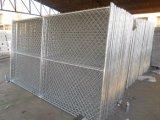 アメリカ人のためのチェーン・リンクの塀のパネル