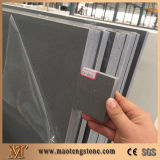 Galaxy Grey Color Quartz Slab Pure Color Crystal Quartz
