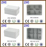 Caixa de instrumentos à prova d'água 190 * 140 * 70mm Polycarbonate Weatherproof Rail Rail Rail DIN