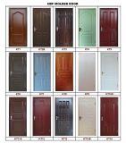 Белая кожа двери покрытия праймера отлитая в форму HDF (кожа двери праймера)