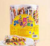 虹の余暇の堅いロリポップキャンデー