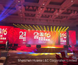 3.91mm farbenreiche LED-Innenbildschirmanzeige