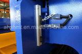 Máquina do freio hidráulico com controlador do Nc; Máquina de dobra da placa com corpo estável