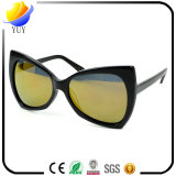 Kundenspezifische Promosun-Glas-fördernde Splintloch-Sonnenbrillen