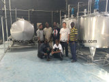 Automatische komplette Sojabohnenöl-Bohnen-Milchproduktion-Zeile