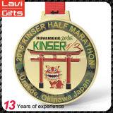 Medalla de encargo del maratón de la nueva alta calidad del diseño