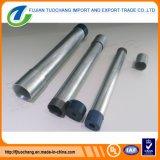 BS4568 Tubo de aço galvanizado para materiais de construção de metais