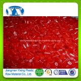 Rote Farbe Pearlized Masterbatch mit Haustier für Rohr und Flasche