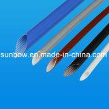 manicotto isolato vetroresina a temperatura elevata del silicone 1.5kv per il cablaggio del collegare